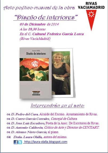 INVITACIÓN- DISEÑO DE INTERIORES- 0312-2014 19-30 HORAS