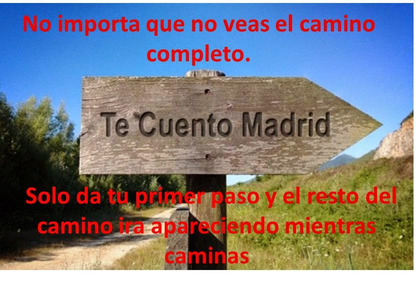 Te cuento Madrid
