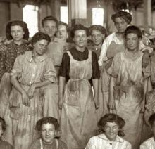 8 de marzo -mujer trabajadora