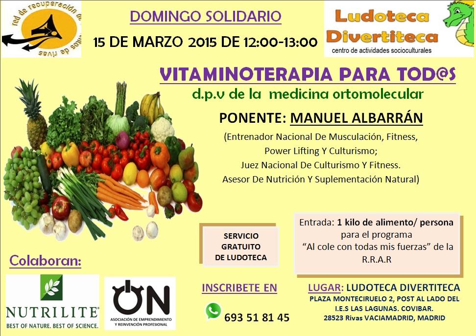 Domingo solidadrio – Red de Recuperación de Alimentos