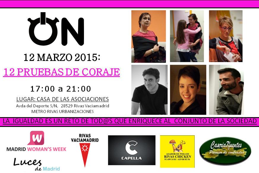 La Asociación ON en Marzo Mujer