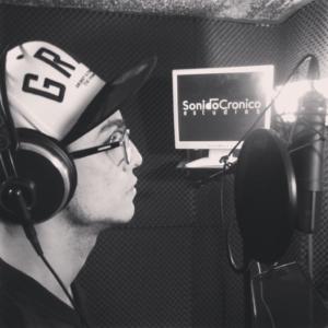 b-key en estudio de grabación