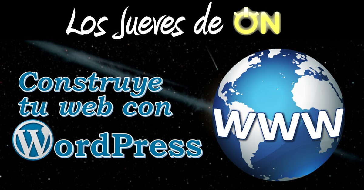Construye tu web con WordPress
